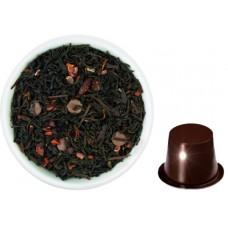 Чай Gutenberg черный ароматизированный Шоколад (совместимо с Nespresso)