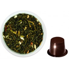 10 капсул, Китайский элитный чай Gutenberg Моли Хуа Ча (Китайский классический с жасмином)