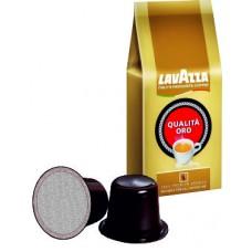 Купить 10 капсул, Lavazza Qualita Oro (совместимо с Nespresso) в интернет-магазине