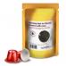 Купить 10 капсул, Чай Gutenberg черный ароматизированный Клубника со сливками  (совместимо с Nespresso) в интернет-магазине
