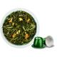 Чай Gutenberg зеленый ароматизированный Лимонник